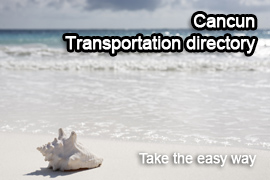 Guide to airport transfers services in Cancun - Take the easy way to Riviera Maya: Taxis, Shuttle, Limos, ...
